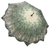 Rainwalkers designer umbrellas sunbrellas l pentizon for Sunflower terrace 29 palms